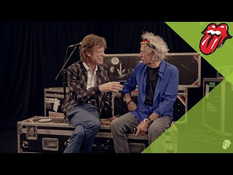Mick & Keith talk about their time living in Edith Grove