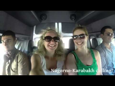Armenia and Nagorno-Karabakh 2014