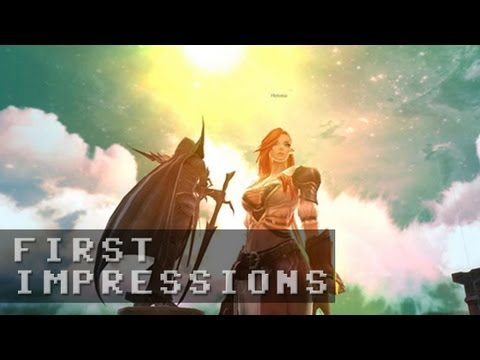 Arcane Saga Online Gameplay | First Impressions HD