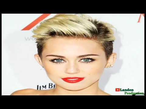 Miley Cyrus Strips For Her Most Revealing Photo Shoot Ever