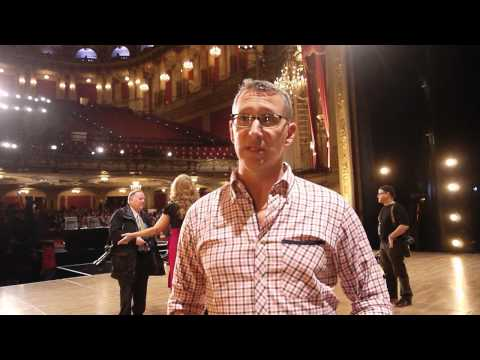 Adam Shankman Interview - SYTYCD Boston Auditions