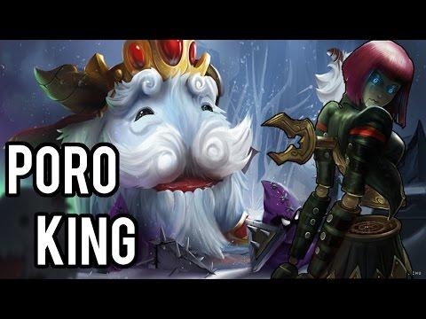 Król Poro - Buk Orianny - League of Legends PL