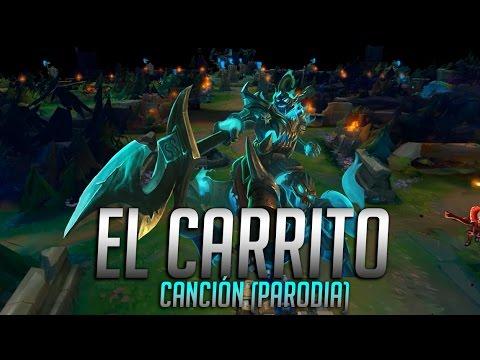 EL CARRITO (PARODIA) Despacito - Luis Fonsi ft. Daddy Yankee