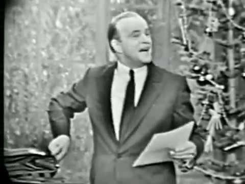 "1955-12-18 The Jack Benny Program ""Christmas Show with Frances and Edgar Bergen"" Season 6 Episode 7"