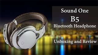Sound One B-5 Bluetooth /Wireless Headphone