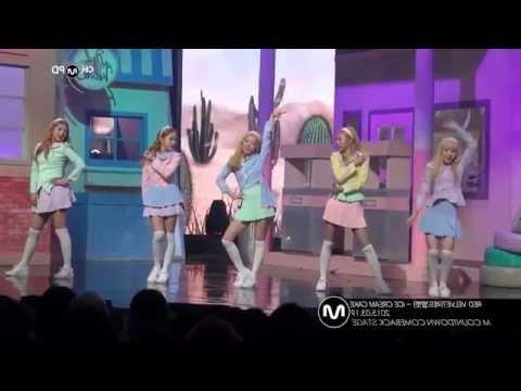 Ice Cream Cake [Dance Mirror] - Red Velvet (레드벨벳)