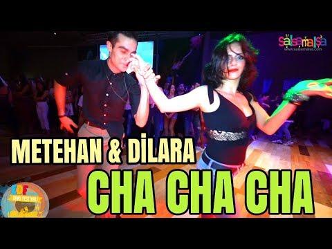 Social Dance Cha Cha Cha | Metehan - Dilara | EDF-2018