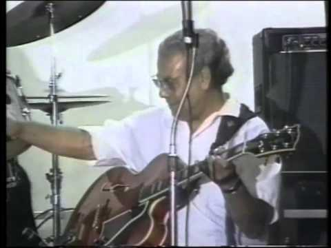 Benny Garcia and Eldon Shamblin playing Rosetta