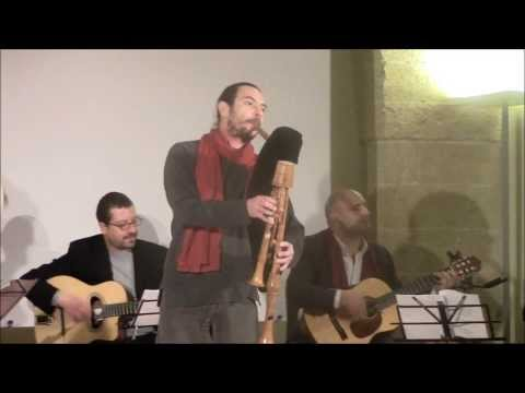 Jazzabanna-canto di Natale-Gruppo di musica popolare a Brindisi Convento Santa Chiara 10 12 2013