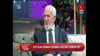 Ömer Döngeloğlu İle Sahur Vakti - 19 Mayıs 2018