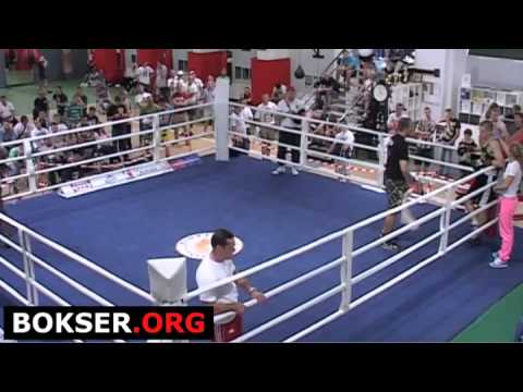 Bralewski vs Puszkarski na II Gali Puchar Fenixa - Warszawa