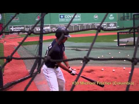 The Wareham Gatemen positional players worked out in front of Major League Scouts at Fenway Park on June 30, 2011. Take a look at some of the Gatemen players...