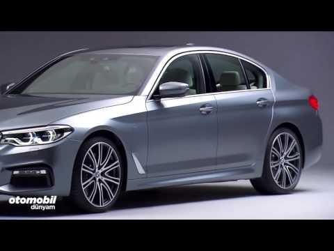 Araba Videoları - 2017 BMW 5 Series