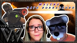 Airsoft Survivor com Malena e Rato Borrachudo!