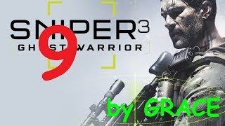 SNIPER GHOST WARRIOR 3 gameplay ITA EP 9 LA FAMIGLIA AWAS by GRACE