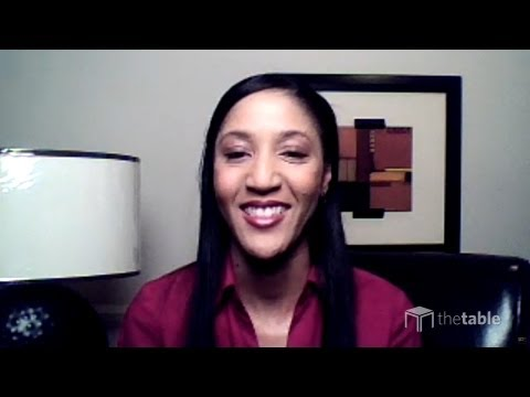 Naima Lett: Confessions of a Hollywood Christian | Dallas Theological Seminary