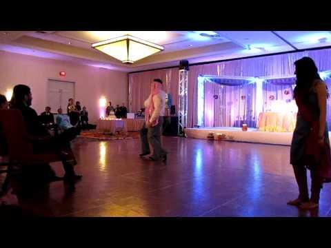 Bollywood Wedding Dance - Jasmeet and Robin Singh