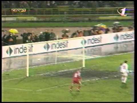 Спартак - Сьон   Кубок УЕФА 1997-1998гг.   Переигровка