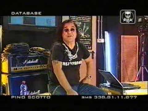Pino Scotto sul sogno e la passione per la musica