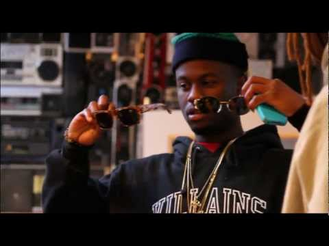 Casey Veggies & The Vintage Frames Company: Vintage Sunglasses Appointment [User Submitted]