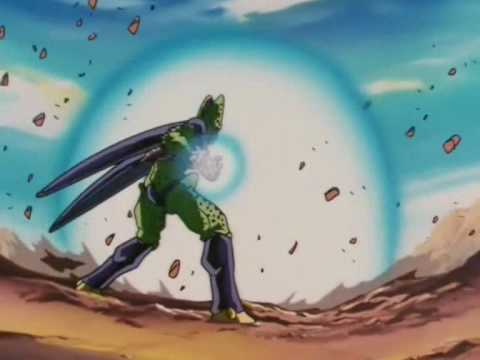 Gohan V.s Cell - Final Crash! Amv video