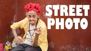 Street Photography: LIVE Photo Critique!