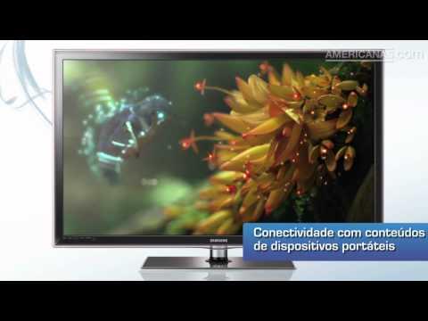 Americanas.com l Smart TV 3D LED D6000
