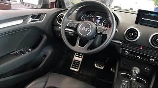 2018 Audi A3 Sedan 2.0T Premium Sacramento  Roseville  Elk Grove  Folsom  Woodland