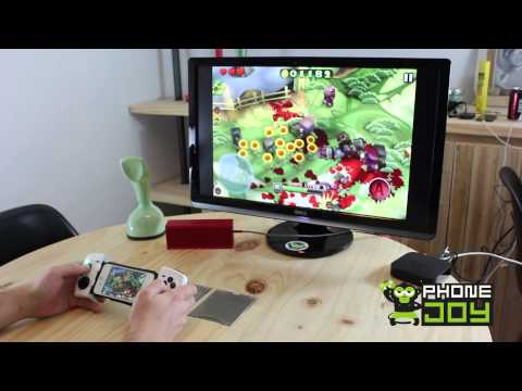 PhoneJoy Play - Apple TV Gaming (Kickstarter Sneak Peek #3)