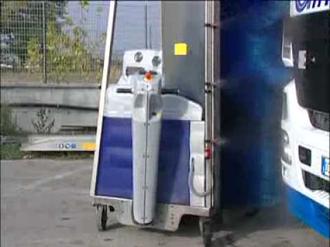 lavage ez mobile bitimec speedy wash avec moteur diesel essence youtube. Black Bedroom Furniture Sets. Home Design Ideas