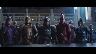 The Great Wall - Official Film Trailer 2 2017 - Matt Damon, Pedro Pascal Movie HD