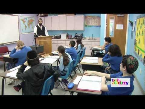 A look inside Torah Academy of Jacksonville