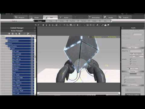 iClone War Machine Tutorial – by Warlord – Full version
