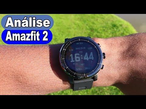 Análise Xiaomi Huami Amazfit Smartwatch 2   Stratos   Pace 2