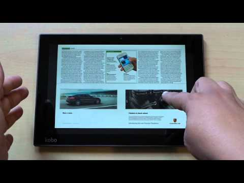 Review: Kobo Arc 10 HD Android Tablet