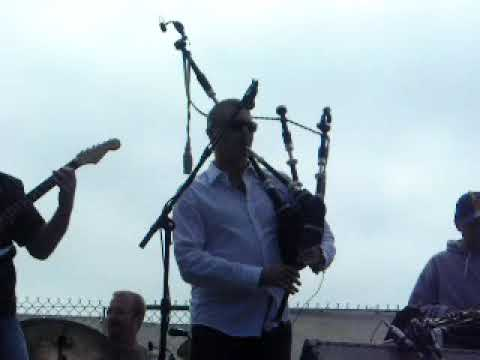 Eric Rigler, Bad Haggis playing at Scottish games