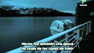 "Fragmento del documental ""Derrame Petrolero del Exxon Valdez"""