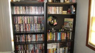 MY ENTIRE MOVIE & TV SHOW COLLECTION!