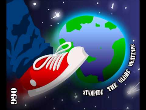 STAMPEDE THE GLOBE BEATTAPE with downloadlink!