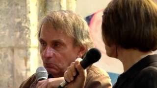 Michel Houellebecq, Catherine Millet et Jacques Henric