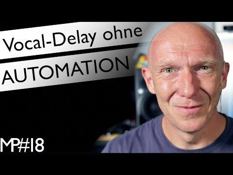 Zielsicher: Vocal-Delay ohne Automation | Mix Tutorial Deutsch | Recording-Blog #xx