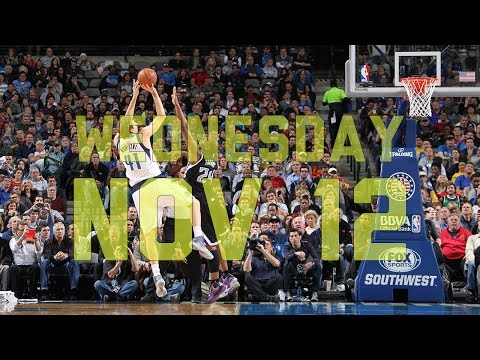 NBA Daily Show: Nov. 12th – The Starters