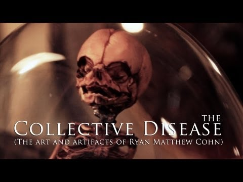 The Midnight Archive - The Art of Ryan Matthew Cohn
