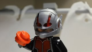 Ant-Man Lego Trailer Marvel 2015