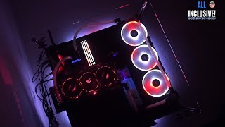 Gaming PC AORUS Series Gigabyte Z390 i9 9900k