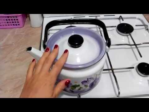 Флай леди - Чистим чайник от накипи