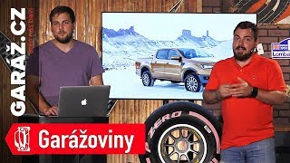 GARÁŽoviny #16 - Rychlostní rekordy Opelu a VW, sdílení platforem a Lamborghini Countach