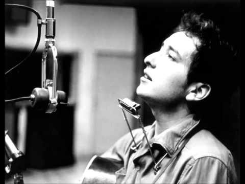 Bob Dylan - The cuckoo is a pretty bird