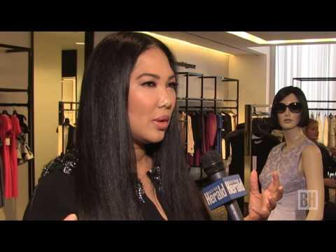 Kimora Lee Simmons talks fashion, female entrepreneurship
