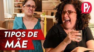 TIPOS DE MÃE | PARAFERNALHA